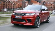 Range Rover Sport SD V6: Tuning von AC Schnitzer