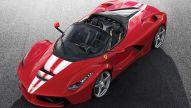 Ferrari LaFerrari Aperta: Rekordpreis