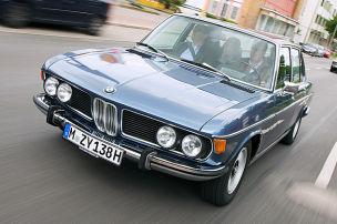 BMW 3.0 Si: Dauertester der Redaktion