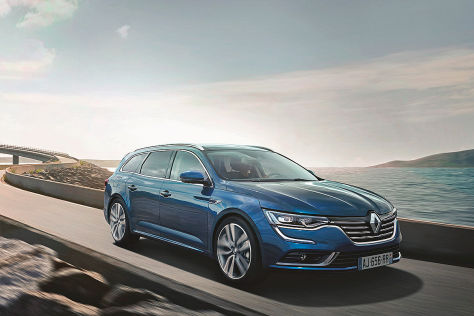 Renault Talisman Illustration