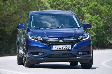 Honda HR-V (2015): Fahrbericht
