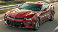 Chevrolet Camaro V8 EU-Version (2016): Fahrbericht