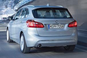 BMWs Hybrid-Van