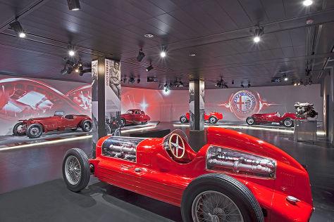 Alfa-Museum öffnet wieder