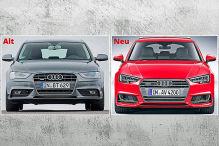 So hat sich der Audi A4 ver�ndert
