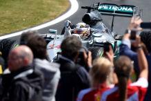 Silverstone im Splitter: Sonntag