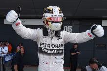 Hamilton mit Heimspiel-Pole