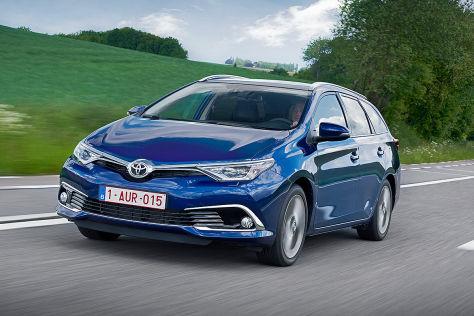 Toyota Auris (2015): Erste Fahrt