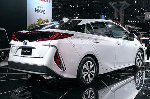 Toyota Prius (2016): Vorstellung