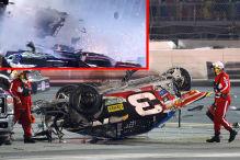Horror-Crash in Daytona