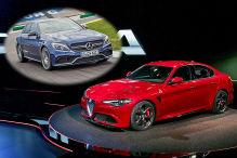 Alfa wildert im AMG-Revier