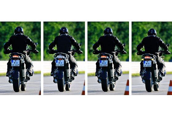 BMW-Bikes blinken mehr