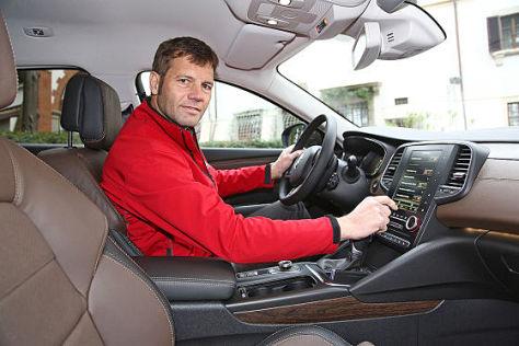 Renault Talisman (2015): Sitzprobe