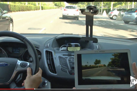 System EYES: Connected Car