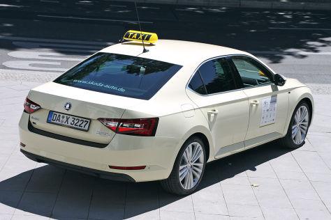 Taxi des Jahres: die Gewinner
