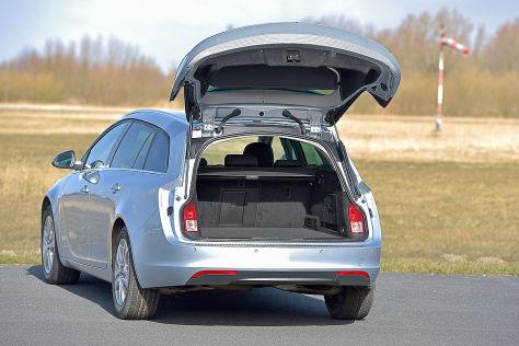 Opel Insignia Sports Tourer: Rückruf wegen Heckklappe