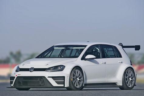 Golf TCR Concept (2015): Vorstellung