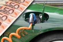 5000 Euro E-Auto-Zuschuss?