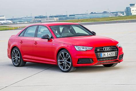 Audi RS 4 (2017): Vorstellung