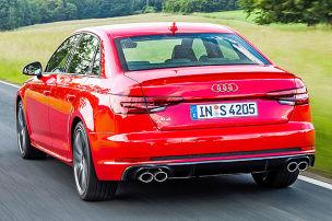 Audi setzt im S4 auf Turbo