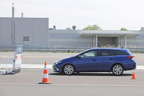 Toyota Auris-Premierentester