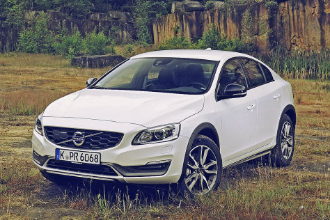 Volvo S60 Cross Country (2015) Test: Fahrbericht
