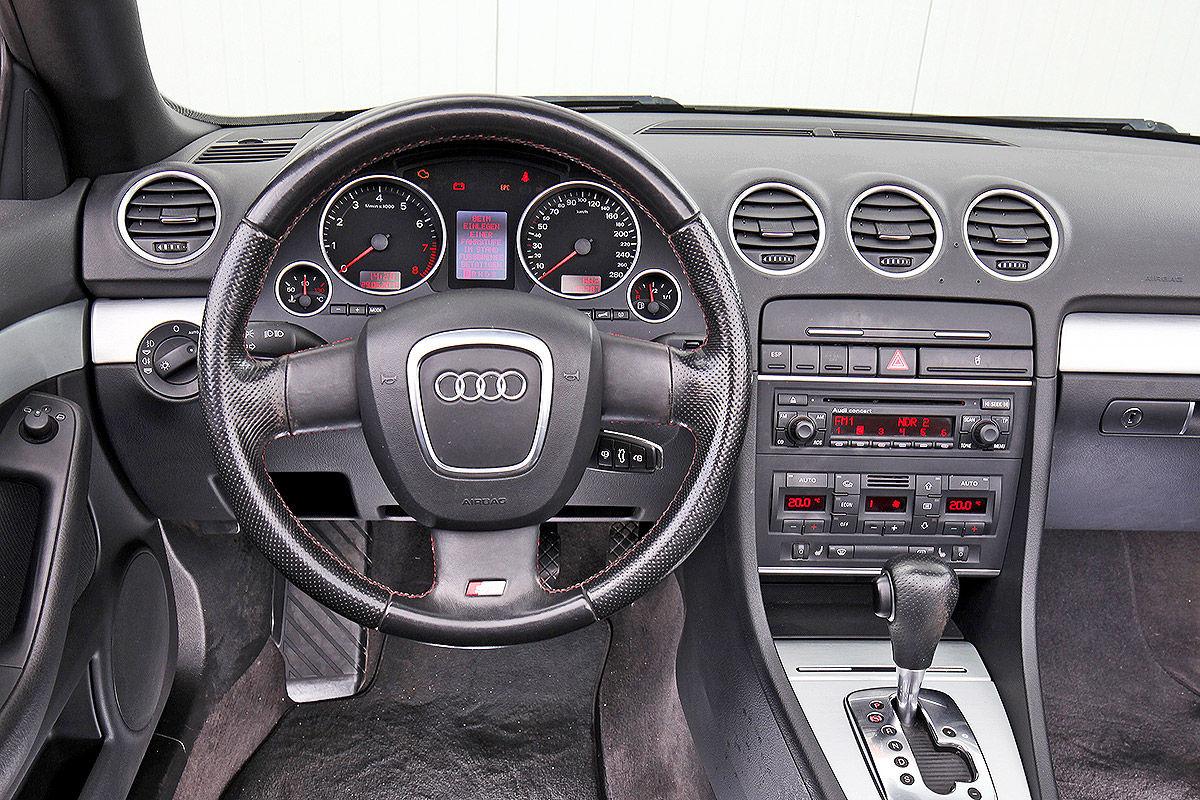 Gebrauchtes Audi A4 Cabrio B7 Im Test Bilder Autobild De