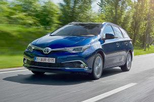 Toyota Prius+ / Auris Hybrid: Massenr�ckruf