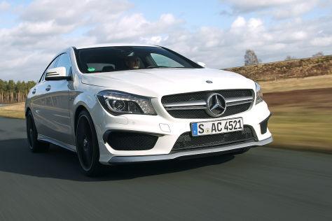 Mercedes-AMG CLA / GLA 45 4Matic (2015): Preise