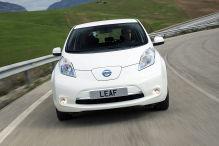 Nissan Leaf 5200 Euro g�nstiger