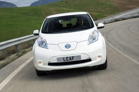 Nissan Leaf: Mehr Reichweite