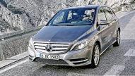 Mercedes B-Klasse: 100.000-Kilometer-Dauertest