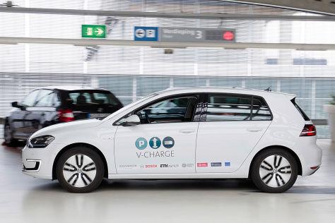 Volkswagen V-Charge