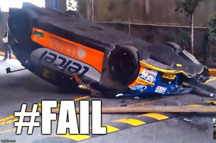 Fiese Car Fails