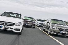 Reichen die Basis-Benziner?