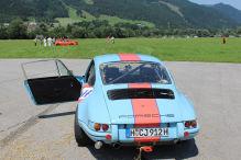 Klaus Ludwig crasht in den Alpen
