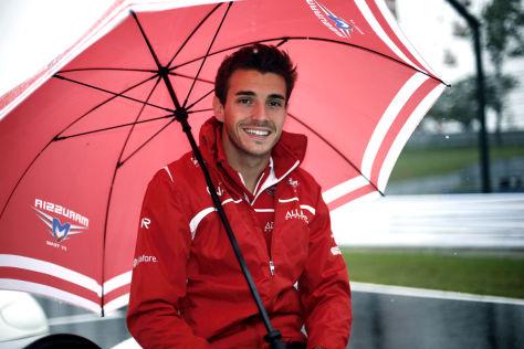 Jules Bianchi zählte in allen Formelklassen zur absoluten Spitze