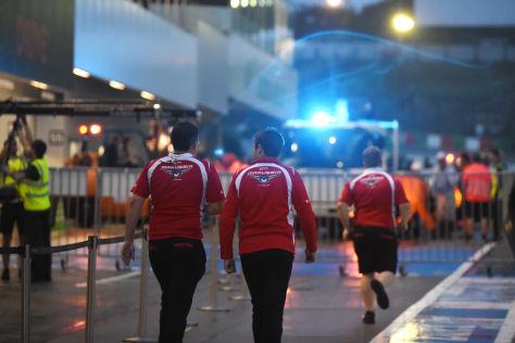 Trauert um seinen ehemaligen Schützling Jules Bianchi: Manor-Teamchef John Booth