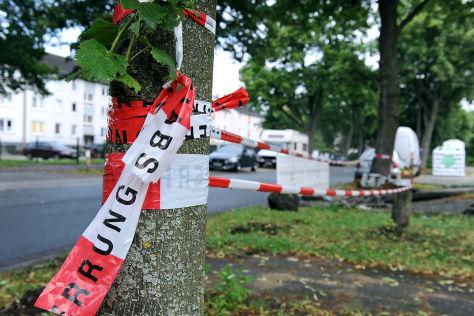 Illegales Autorennen in Bremen: eine Tote
