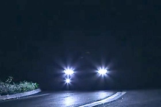 Bessere Sicht bei Nacht