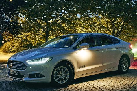 Ford entwickelt neue Lichtsysteme
