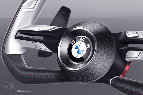 BMW Concept Cars (Pebble Beach 2015)