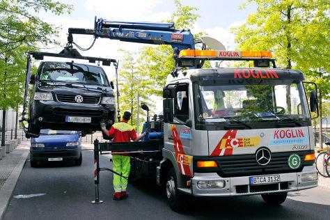 Forderung: Höhere Geldbußen für Falschparker