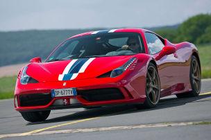 Ferrari: Airbag-R�ckruf in den USA
