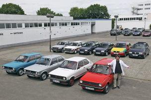 40 Jahre VW Polo