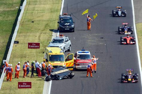 Ungarn GP 2015
