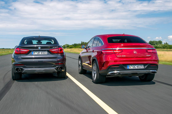 Mercedes Amg Gle  S Matic Coup Ef Bf Bd