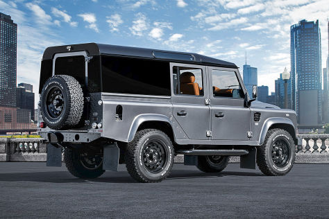 Land Rover Defender (2015): Startech Sixty8