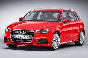 Der frische Audi A3