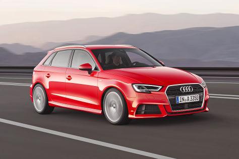 Audi A3 Facelift (2016): Vorschau